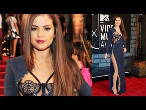 MTV Music Video Awards 2013 - Selena Gomez Single Breasted Attire thumbnail