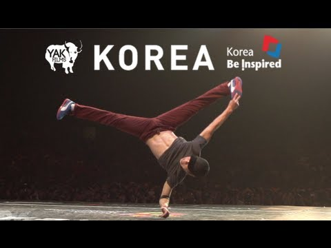 R16 Bboy Battle 2013 Sony NEX-FS700 super slow-motion camera | YAK FILMS x SOUTH KOREA