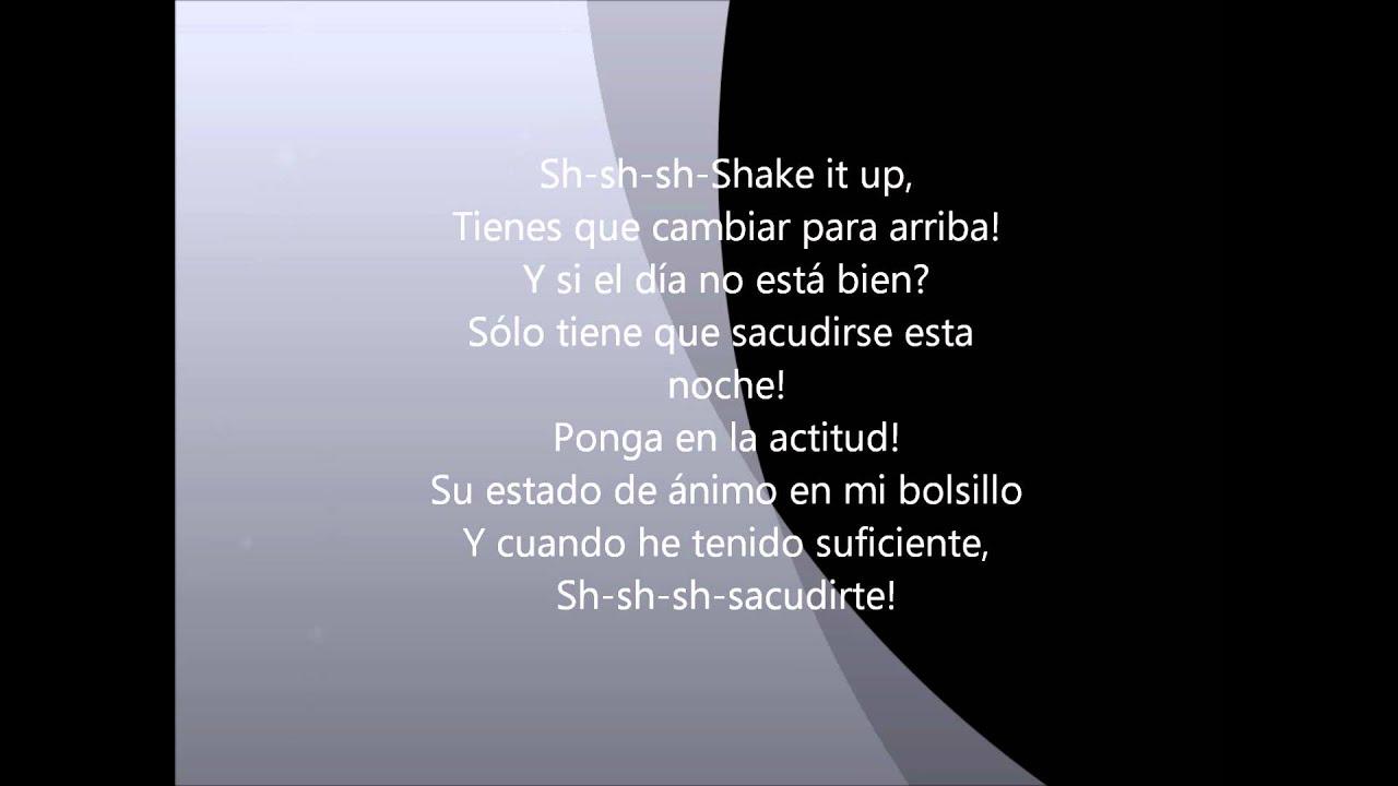Letra de hook up en espanol