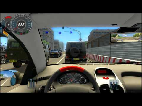 [VLOG2] City Car Driving v 1.2.3 - Simulator review