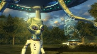 The First 13 Minutes of Destroy All Humans on PS4