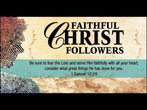 Download  2019-01-06   Faithful Christ Followers - 2019 Theme Intro Gratis, download lagu terbaru