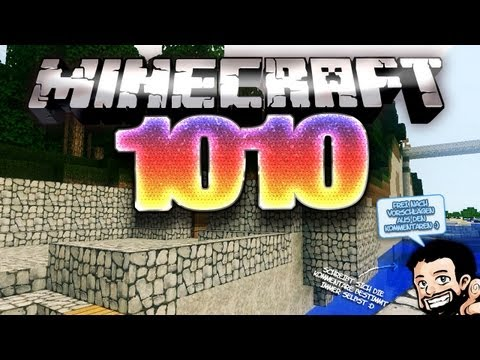 MINECRAFT [HD+] #1010 - Übel ungeiler Überhang ★ Let's Play Minecraft