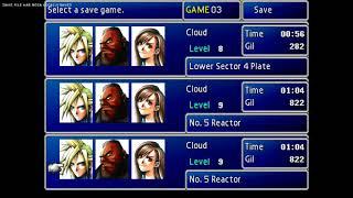 Let's Play Final Fantasy VII - 005 - Mako eyes... You have them...