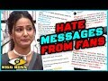 Lagu Fans HATE MESSAGES For Hina Khan For INSULTING Arshi Khan  Bigg Boss 11