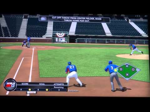 MLB 2K13: Another Infield Drill: With Lance Berkman