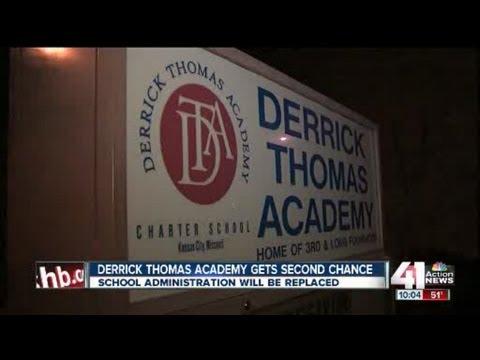 Derrick Thomas Academy loses UMKC sponsorship