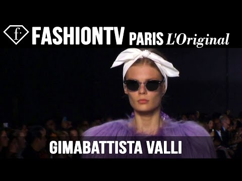 Giambattista Valli Couture Fall winter 2014-15 | Paris Couture Fashion Week | Fashiontv video