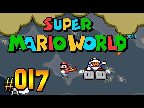 Let's Play Super Mario World [Blind/100%] Part 17: Sumo-Bruder-Party! [ENDE]