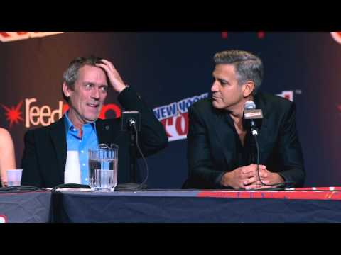 Tomorrowland: George Clooney New York Comic Con Panel Soundbites