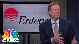 Entergy Corporation CEO: Ready To Roar? | Mad Money | CNBC