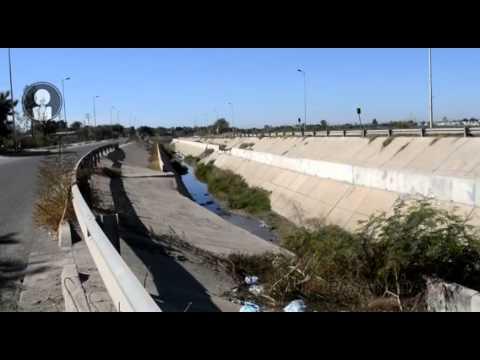 Vecinos de Tierra Blanca no aguantan el mal olor del dren Navojoa
