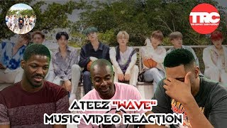 "ATEEZ ""Wave"" Music Video Reaction"