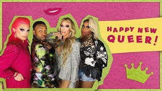 NEW YEARS EVE EXTRAVAGANZA w/ Asia O'Hara, Kameron Michaels, and Aquaria | Toddy's World S3 Ep3