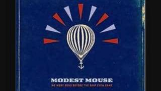 Watch Modest Mouse Parting Of The Sensory video