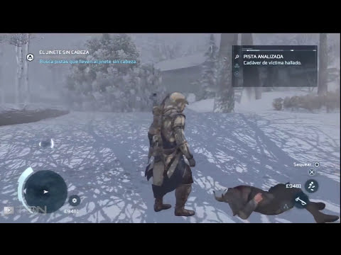El Jinete Sin Cabeza | Assassin's Creed 3