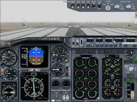 Tutorial para Iniciantes Flight Simulator - GPS e ILS 1/3
