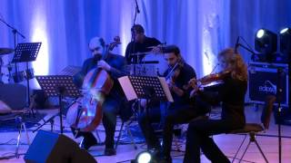 Forty - الأربعون Live performance by my 12 yr son Hani Qarrain