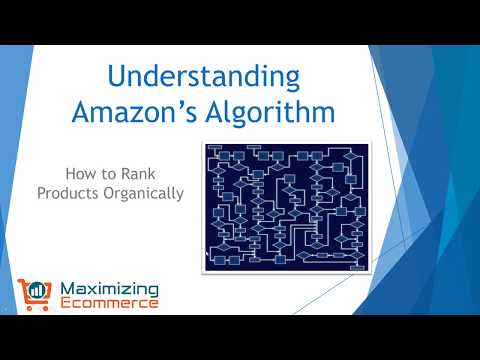 How Products Rank on Amazon - Understanding How the Algorithm Works