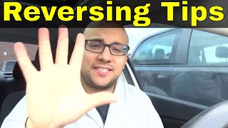 5 Tips For Reversing A Car-Driving Tips