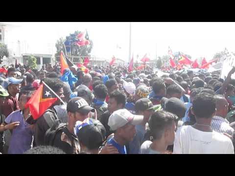 """""""""""Luta Ba Soberania Timor Leste"""""""" ''''Australia hand's off Timor's Oil''' Median Line Now"""""""""""