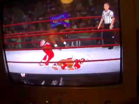 WWE 13 universo español wii#2