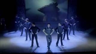 Ирландские танцы. Riverdance with Padraic Moyles (отрывок)