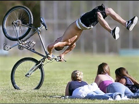 ВЕЛОСИПЕД. Польза и вред езды на велосипеде