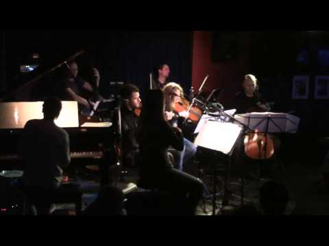 State Of Change by Sean Foran. Performed by Trichotomy & String Quartet. Recorded live at Bennetts Lane as part of the 2012 Melbourne Fringe Festival (30-9-12).