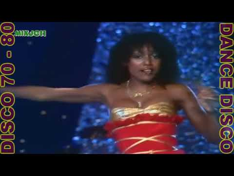 DISCO DANCE 70 & 80 - 25 HIT (VIDEOTECA)