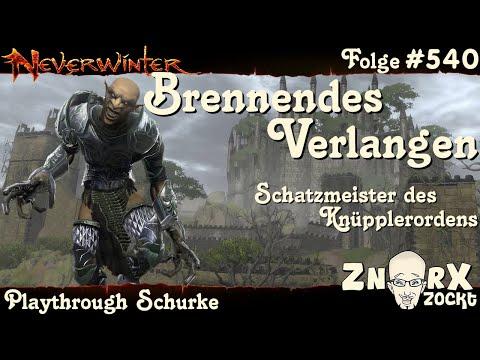 NEVERWINTER #540 SHARANDAR EP1- Brennendes Verlangen & Schatzmeister des Knüpplerordens -PS4 Deutsch