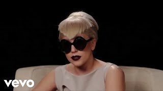 Lady Gaga - VEVO News Exclusive Interview, Pt. 3