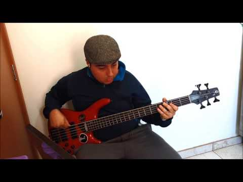 Quote Unquote / Abraham Laboriel & friends - bass cover