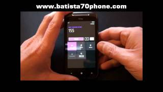 Video Recensione HTC Mozart by batista70phone.wmv
