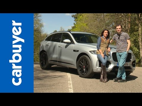 New Jaguar F-Pace 2016 review - Carbuyer