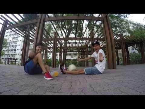 #ATLIFESTORY Singapore Freestyle Football