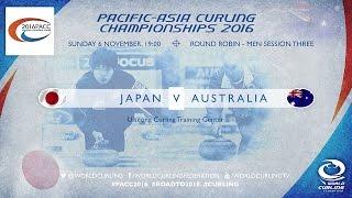 Япония : Австралия