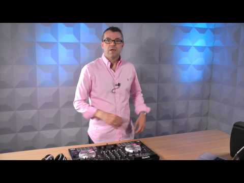 Numark NV Working With Virtual DJ 8 (Including Screens)