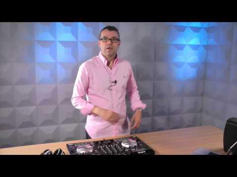 Numark NV Working With Virtual DJ 8 (Including Screens)