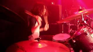 新店熱音// As i lay dying - Upside down world (full band cover 2014.4/13九華山上安新上路)