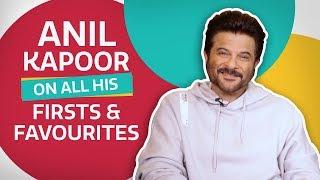 Anil Kapoor On All His Firsts & Favourites | Pinkvilla | Race 3 | Sonam Kapoor