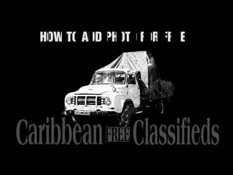 Caribbean Classifieds = Caribbean FREE Ads - HOW TO EMBED VIDEO?