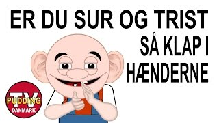 Er du sur og trist - Danske børnesange