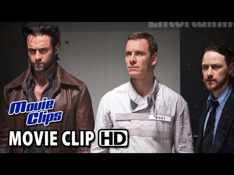 X-Men: Days of Future Past Movie CLIP - Battle (2014) HD