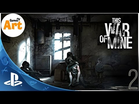 This War Of Mine: the little ones - 2 (PS 4)