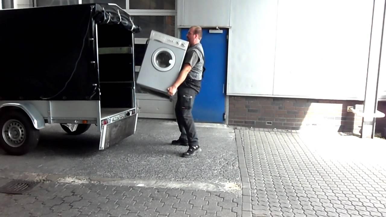 washing machine lift