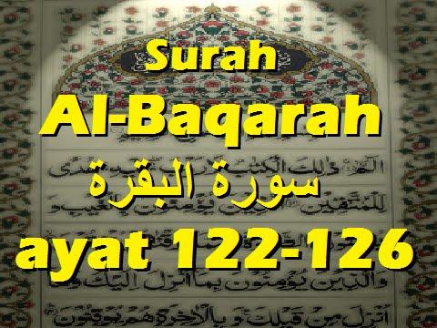 20020617 Ustaz Shamsuri 62 - Surah Al Baqarah ayat 122-126 NE1...