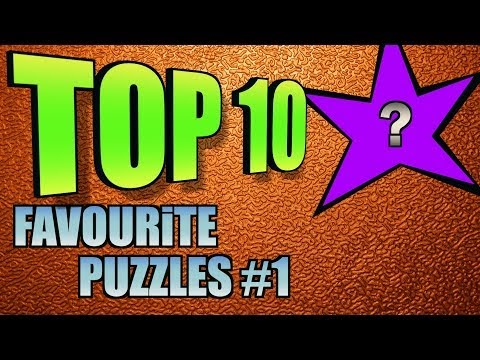 Top 10 Favourite Puzzles #1