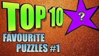 Top 10 Favourite Puzzles #1