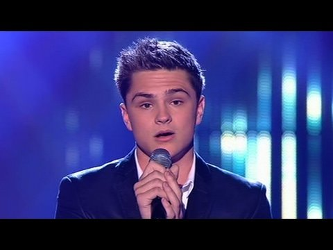 Shaun Smith - Britain's Got Talent - Semi-Final 2